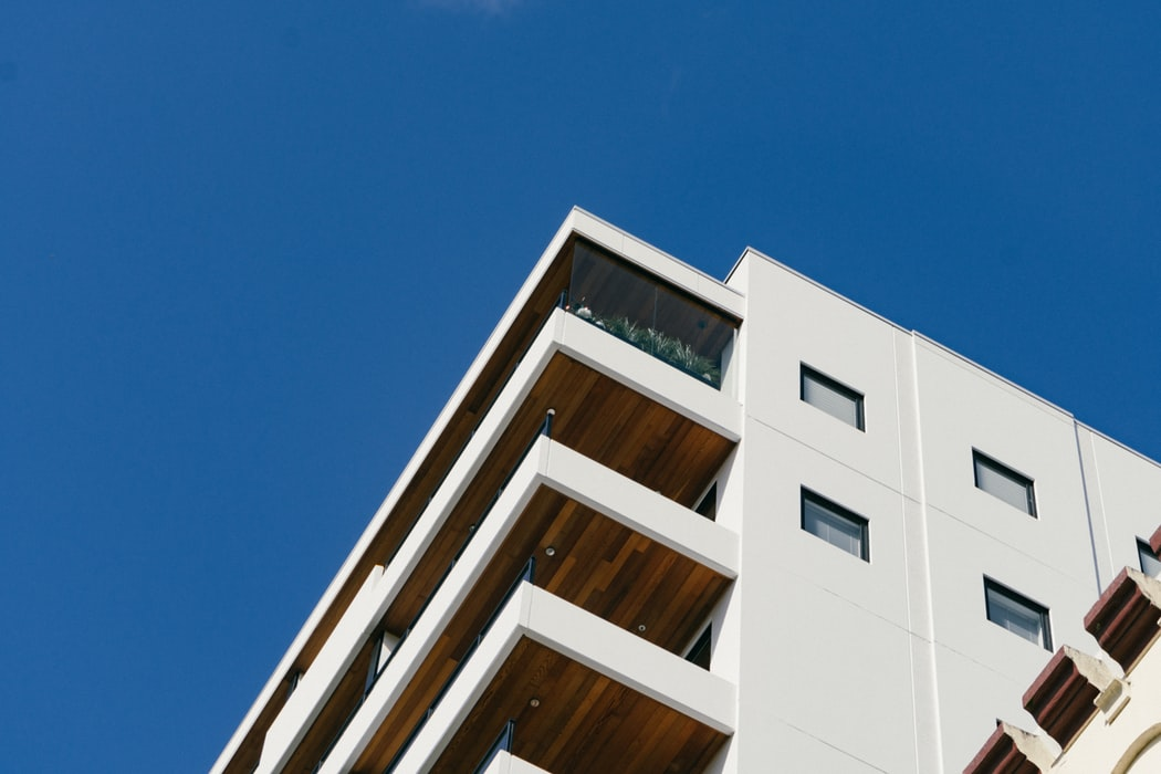 Who is it best to buy an apartment from?
