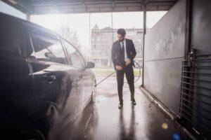 Myjnia samochodowa samoobsługowa jak korzystać?